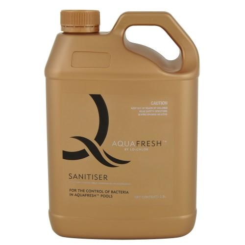 AQUAFRESH SANITISER  2.5LT