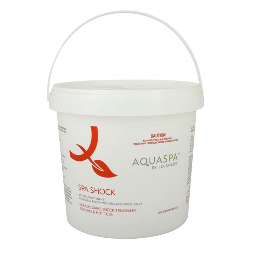 AQUASPA SPA SHOCK 5KG