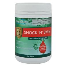 SHOCK 'N' SWIM 500GM
