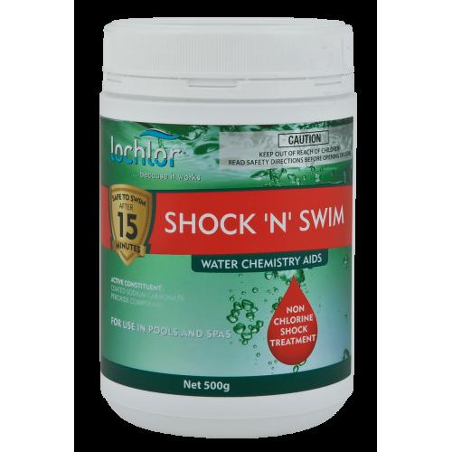 Shock N Swim 500gm