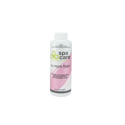 SPA CARE NO MORE FOAM  500ML