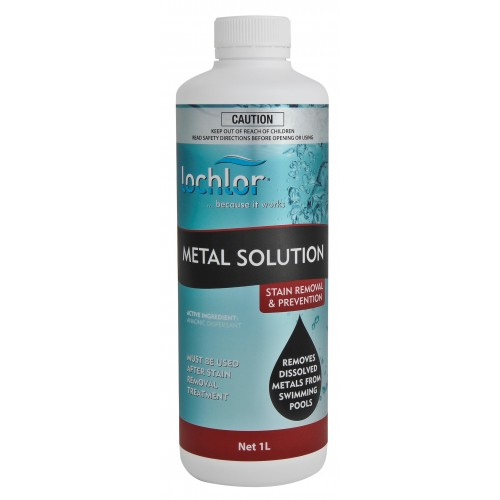 METAL SOLUTION  1LTR