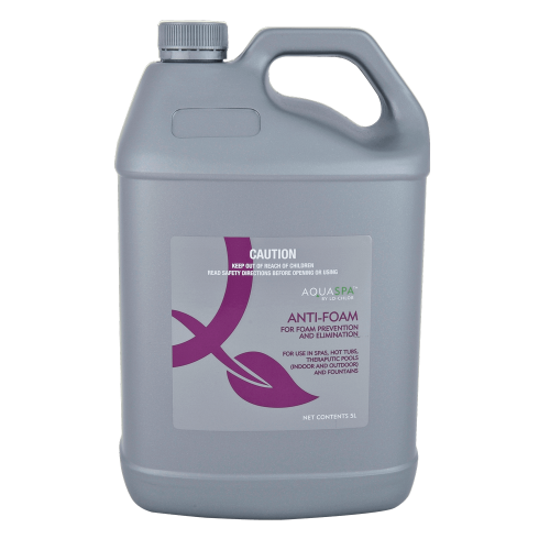 AQUASPA SPA ANTI FOAM 5LT