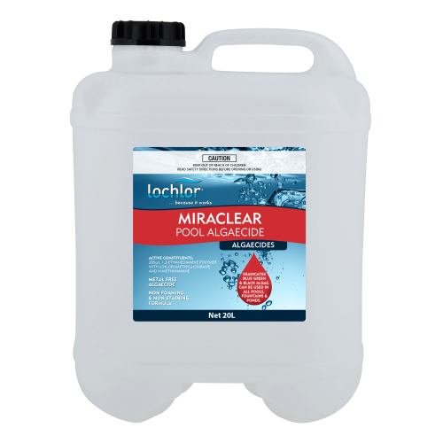 MIRACLEAR ALGAECIDE 20LTR