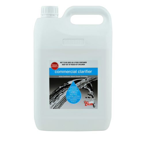 PREMIUM STRENGTH COMMERCIAL CLARIFIER  5LT